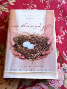One Thousand Giftsby Ann Voskamp