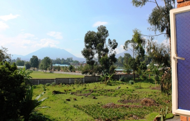 Spectacular View in from Shyira Diocese window -Musanze (AKA Ruhengeri) RwandaThank you Trent Fuenmayor.