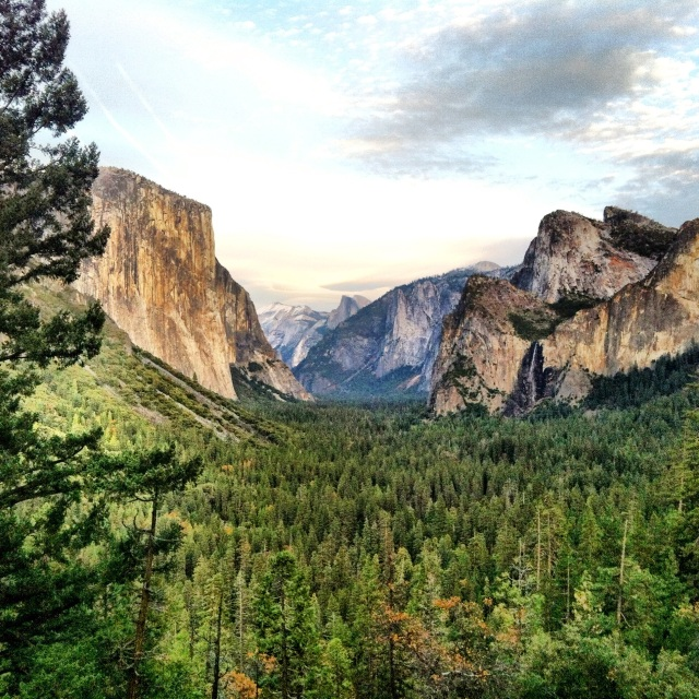 Yosemite outrageous pic